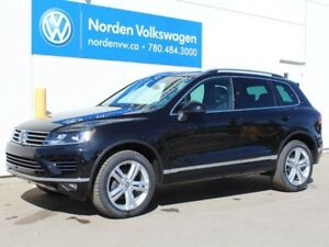2016 Volkswagen Touareg 3.6L Highline 4dr All-wheel Drive 4MOTIO