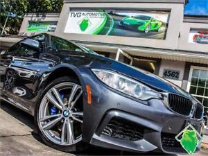 '14 BMW 435i X-Drive+M-Sport+NAV+ParkAssist+HKAudio! $208/Pmts!!