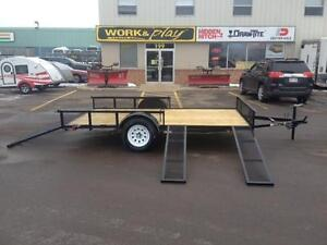 New 2017 Carry-On 6' x 12' Utility Trailer