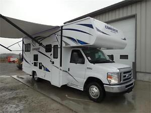 24 foot Class C Motorhome with Slideout and Luxury Package! Kitchener / Waterloo Kitchener Area image 1