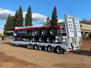 NEW Drop Decks, Deck wideners, Quad low loaders & Water tankers Pickering Brook Kalamunda Area Preview