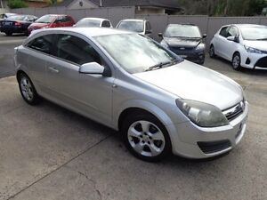 2006 Holden Astra AH MY06 CDX Silver 4 Speed Automatic Coupe Sylvania Sutherland Area Preview