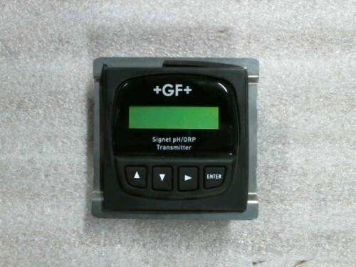 +GF+ Georg Fischer 387501P Signet pH/ORP Transmitter - 60 day warranty