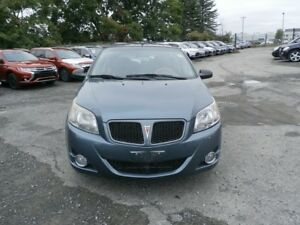 "2009 Pontiac G3 Wave 2009 PONTIAC WAVE ""G3"" SUNROOF SOLD AS IS"