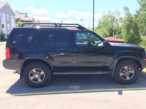 2002 Nissan Xterra SUV - LOW KMs!