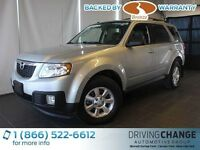 2009 Mazda Tribute GX V6-Moon Roof-Heated Leather Seats