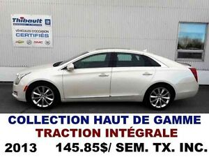 2013 CADILLAC XTS SEDAN AWD COLLECTION HAUT DE GAMME