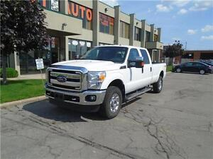 2015 Ford F-350 XLT FX4 LONG BOX 4X4