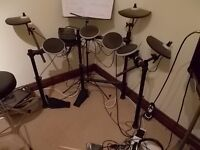 ion red line electric drum kit