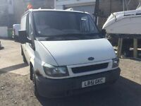 2002 Ford Transit diesel van, starts and drives perfect, van located in Gravesend Kent, no MOT, any