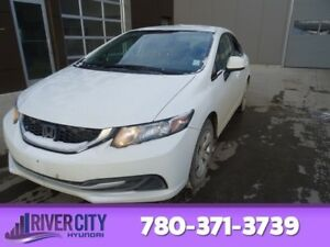 2013 Honda Civic Sdn LX Heated Seats,  Bluetooth,  A/C,