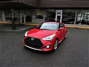 2015 Hyundai Veloster Turbo Tech