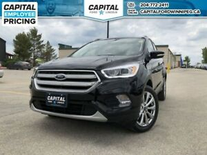 2018 Ford Escape Titanium 4WD ASK US ABOUT THE 1.9% FINANCING