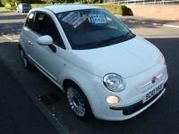 2010 Fiat 500 1.2 Sport 3dr (Start/Stop) Manual Petrol Very low mileage