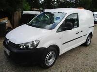 2013 Volkswagen Caddy 1.6TDI C20 NO VAT 60,000 MILES GUARANTEED DRIVE AWAY