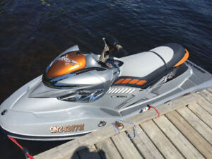 2009 seadoo rxpx 255 with trailer, great shape rxp 215