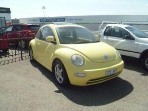 2000 Volkswagen Beetle 9C Coupe Yellow 4 Speed Automatic Liftback Cheltenham Kingston Area Preview