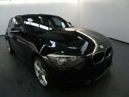 2014 BMW 125I F20 MY0713 M SPORT Black Sapphire Sports Automatic Hatchback