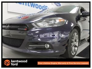 2014 Dodge Dart SXT Rallye 2.4L with sunroof and back up cam