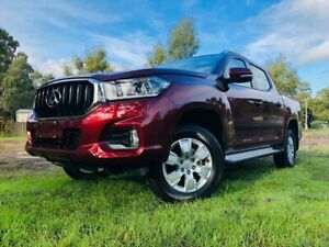 2019 LDV T60 MY17 Pro (4x4) Agate Red 6 Speed Manual Double Cab Utility Kenwick Gosnells Area Preview