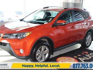 2015 Toyota Rav4 XLE 2.5 AWD /NAV/ROOF/ALLOYS/NO FEES
