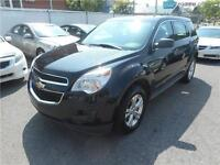CHEVROLET EQUINOX LT AWD 2011 ( ON STAR, TRACTION INTÉGRALE )