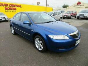 2005 Mazda 6 GG Classic Blue 4 Speed Auto Activematic Sedan Morphett Vale Morphett Vale Area Preview