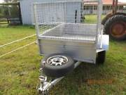 6 x 4 trailer with crate Kempsey Kempsey Area Preview