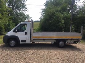 Citroen Relay Dropside, L4 Heavy, 2015, 150BHP, 129k miles, Full Service history, 1 owner from new.