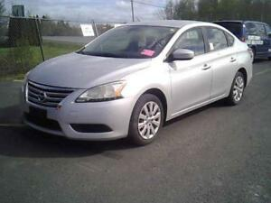 2013 Nissan Sentra *64,000KM* AUTOMATIQUE A/C CRUISE BLUETOOTH
