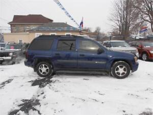 2004 CHEVY TRAILBLAZER EXT+4x4+7 passenger