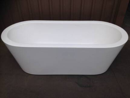 Free standing bath - ex display 1790mm Wingfield Port Adelaide Area Preview