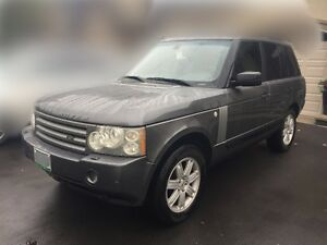 2006 Grey Range Rover HSE- Over $2000+ recent work- UNDER 200KM