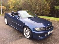 2003 03 BMW 3 SERIES 2.5 325CI SPORT 2D 190 BHP