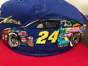 Vintage Jeff Gordon Baseball Hat (new with tags)
