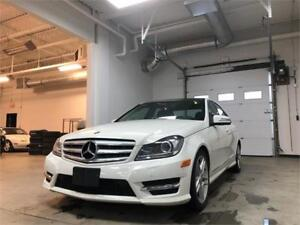 2012 Mercedes-Benz C300 4Matic, SPORT Package, Navi, Pano roof