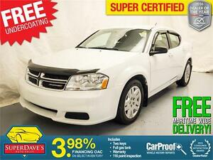 2013 Dodge Avenger SE *Warranty*