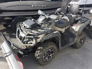 2015 Can Am Outlander Max XT Limited