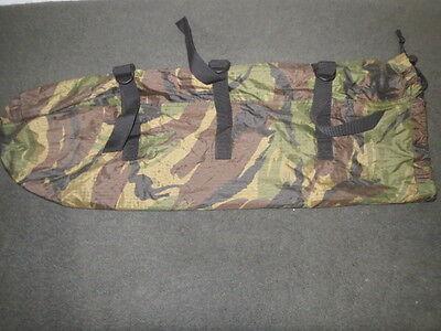 Orig.NL Armee Packsack - Kompressionssack Isomatte NL DPM 60x23 cm NEU