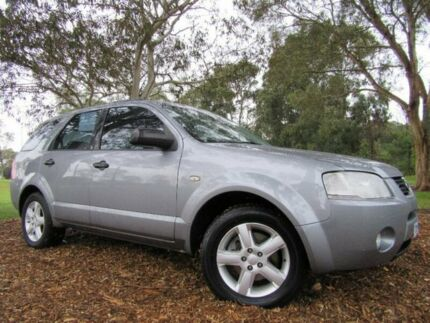 2005 Ford Territory SX TS Blue 4 Speed Sports Automatic Wagon Dandenong Greater Dandenong Preview