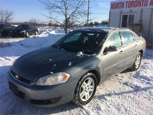 2006 CHEVROLET IMPALA LTZ !VALID E TEST! HEATED SEATS - LEATHER