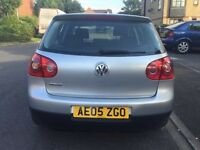 Golf 1.4 FSI S 2005 in good condition for sale