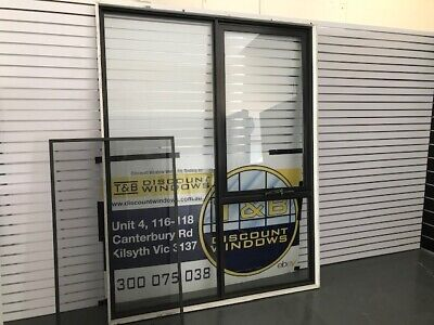 2360H x 1840W Aluminium Awning Window (Item 4711) Monument