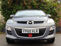 MAZDA CX-7 2.2 D SPORT TECH 5d (grey) 2010