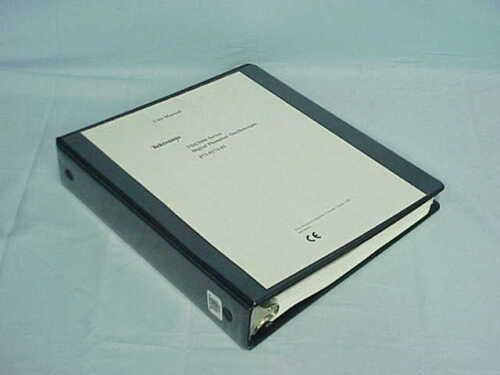 Tektronix TDS3000 Digital Oscilloscopes User Manual