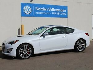 2016 Hyundai Genesis Coupe 3.8 GT 2dr Rear-wheel Drive
