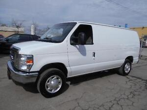 2014 FORD E150 Cargo 4.6L V8 Certified & E-Tested 82,000KMs
