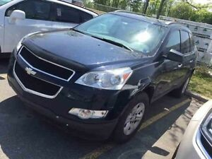 2010 Chevrolet Traverse LS, 8 Passagers, Groupe remorquage