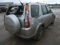 2002 HONDA CRV-CR-V REAR SPARE WHEEL CARRIER BREAKING FOR SPARES