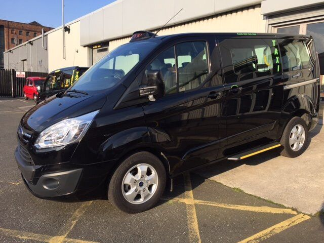 Brand New Ford Transit Taxi Voyager FX8 Liverpool Spec Only GBP15000 Weekly Subject To Finance